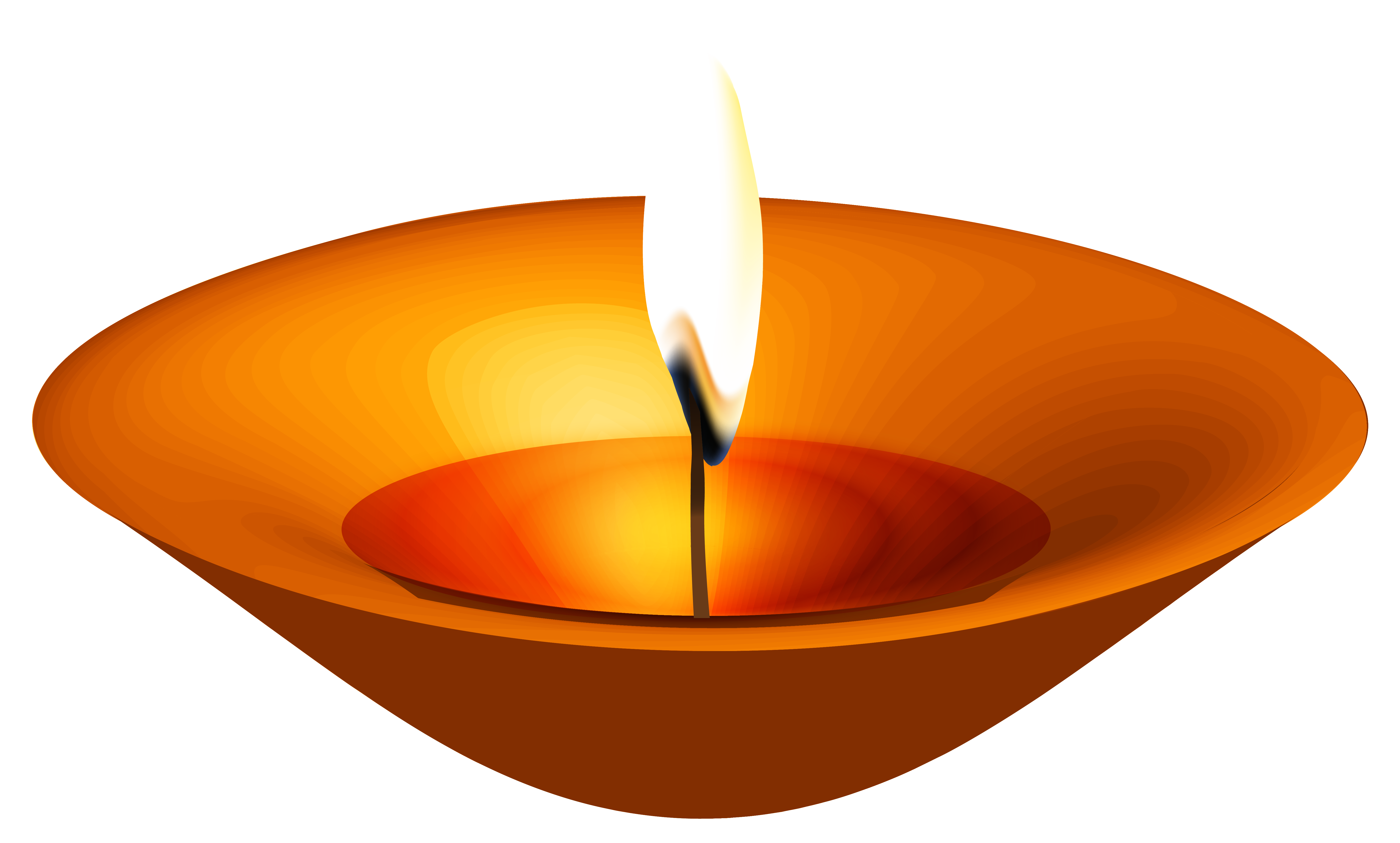 Clipart flames oil. Diwali candle png image
