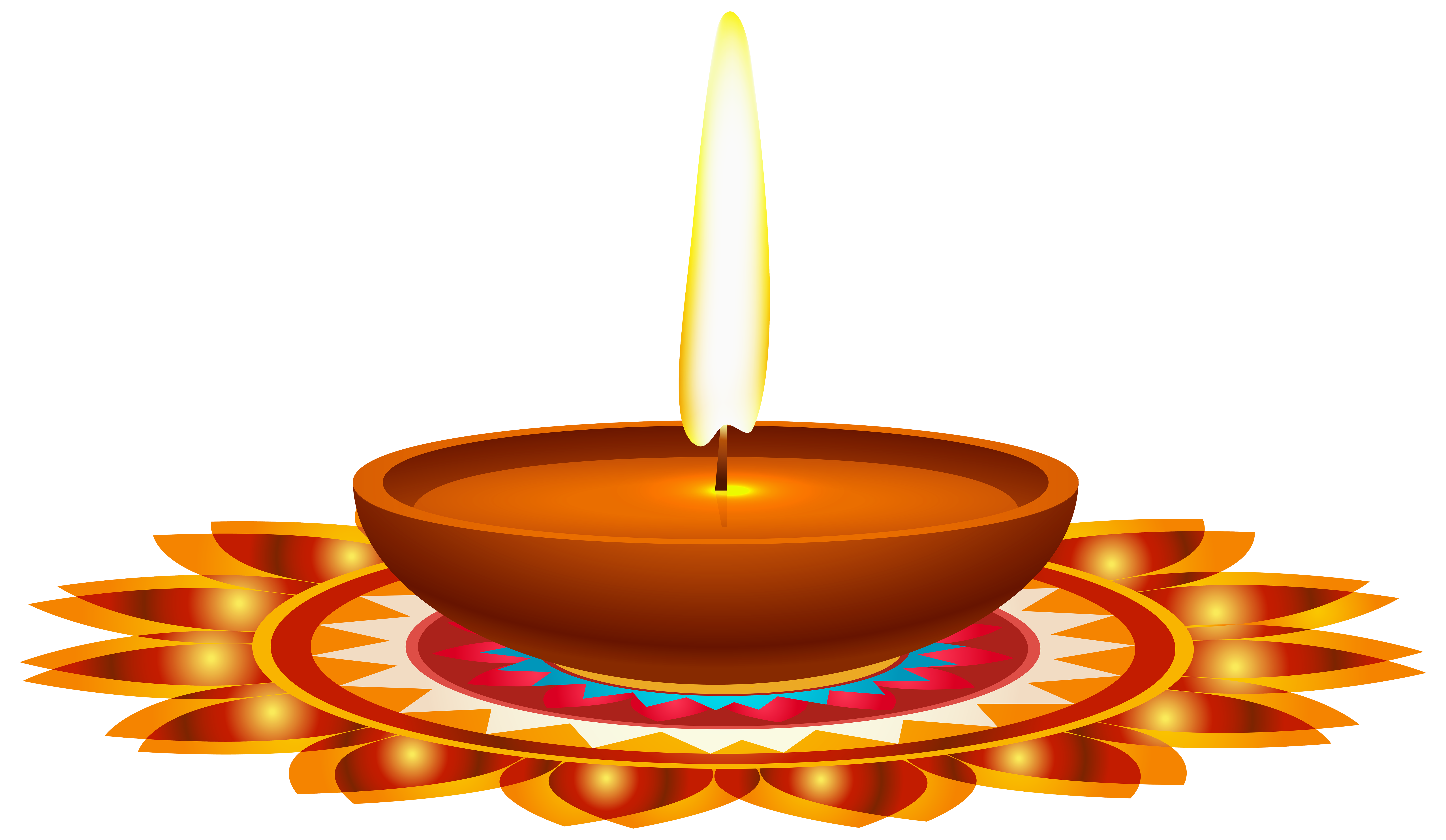 Candle png clip art. Gift clipart diwali
