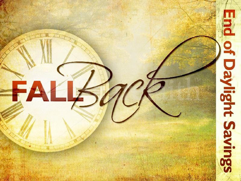 2016 clipart fall back.  clipartlook