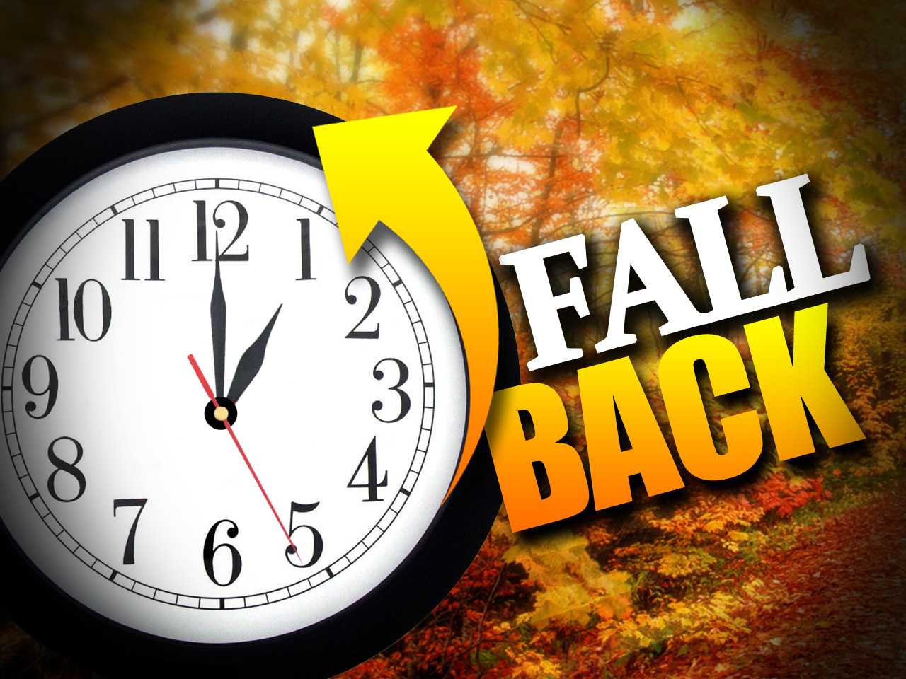 Are you ready to. 2016 clipart fall back
