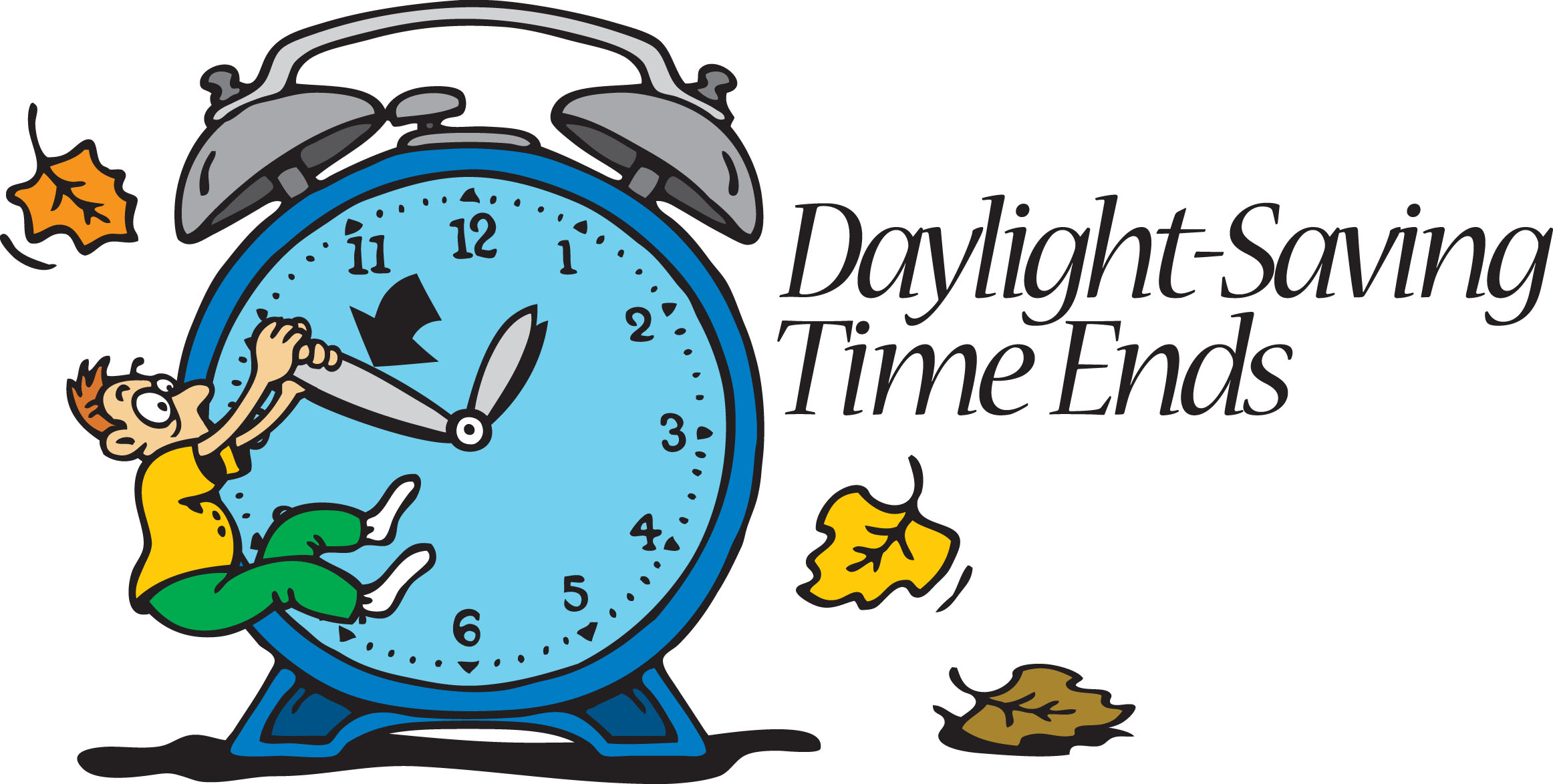 collection of time. 2016 clipart fall back