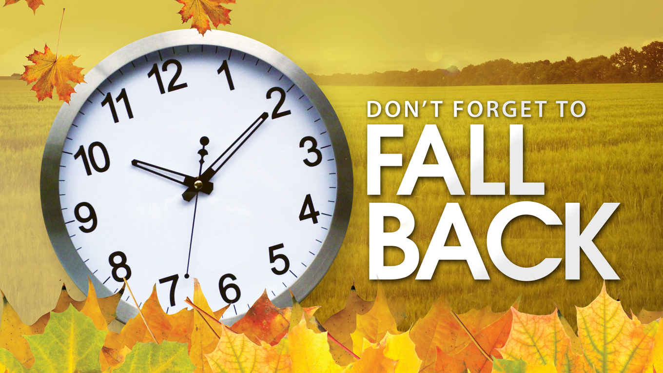 Time change christ community. 2016 clipart fall back
