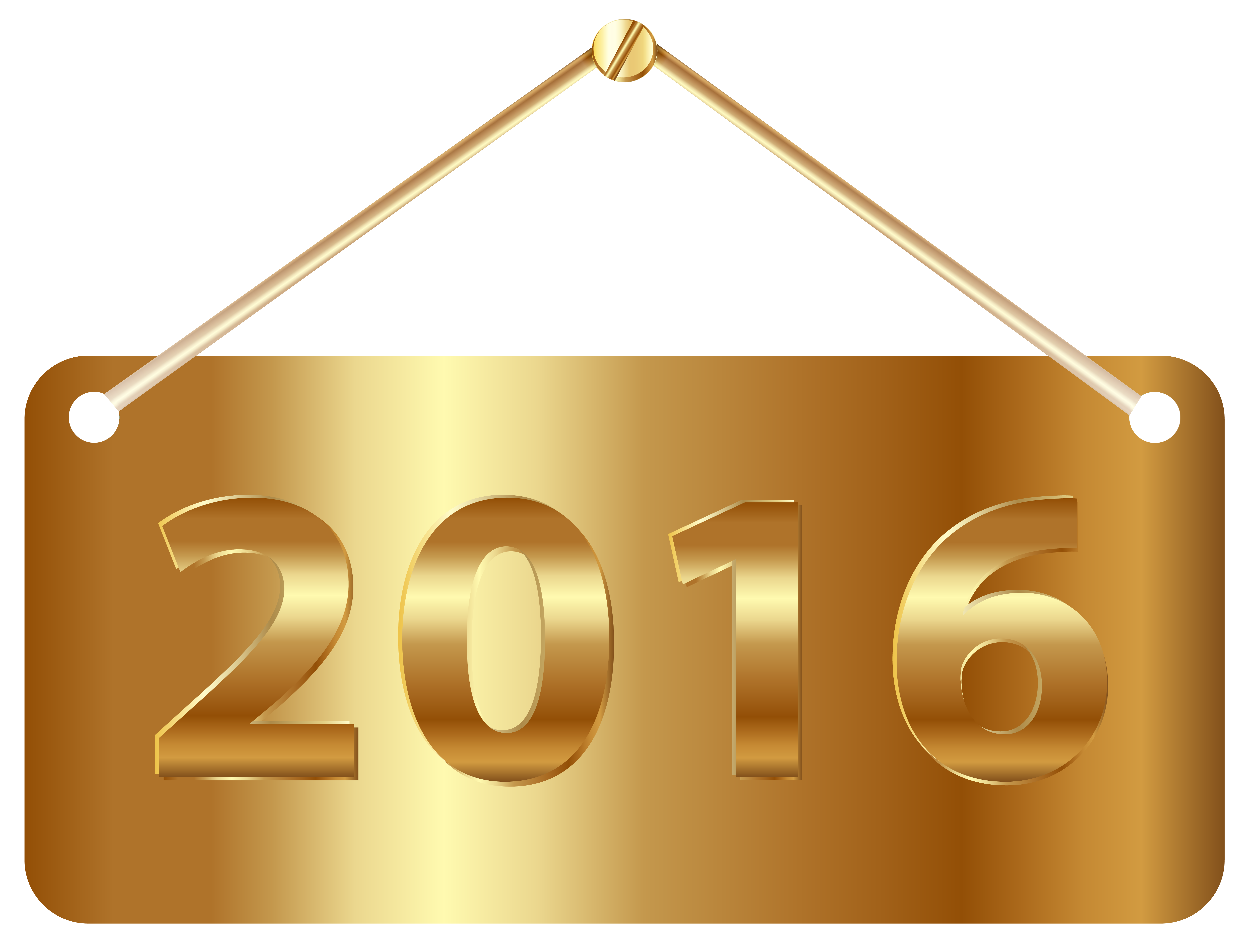 Label png image gallery. 2016 clipart gold