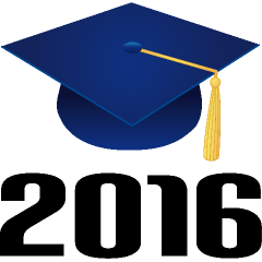 2016 clipart graduation. Wlw class of