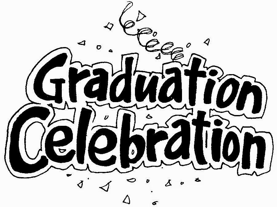 2016 clipart graduation party
