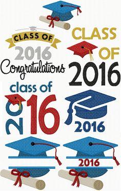 Ek success jolee s. 2016 clipart graduation party