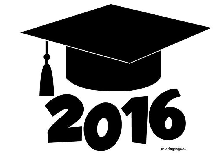 2016 clipart graduation party.  best images on