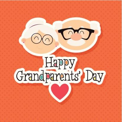 Clipart Grandparents Day  Grandparents Day Transparent