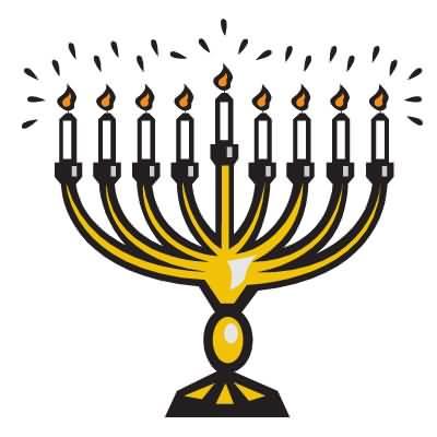 happy chanukah wish. 2016 clipart hanukkah