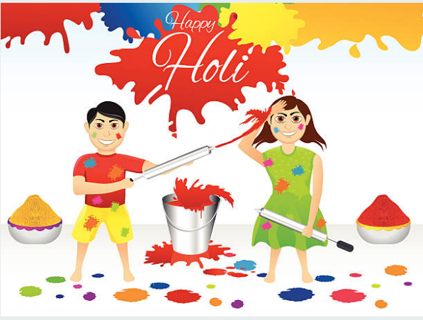 Picture of festival pictures. 2016 clipart holi