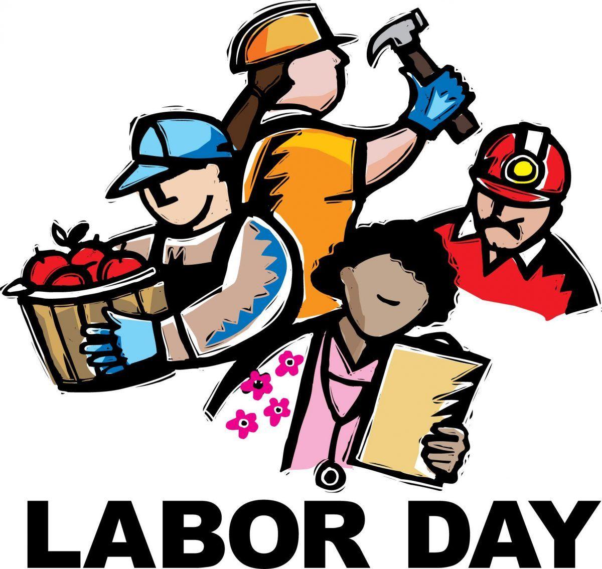 Happy clip art free. 2016 clipart labor day