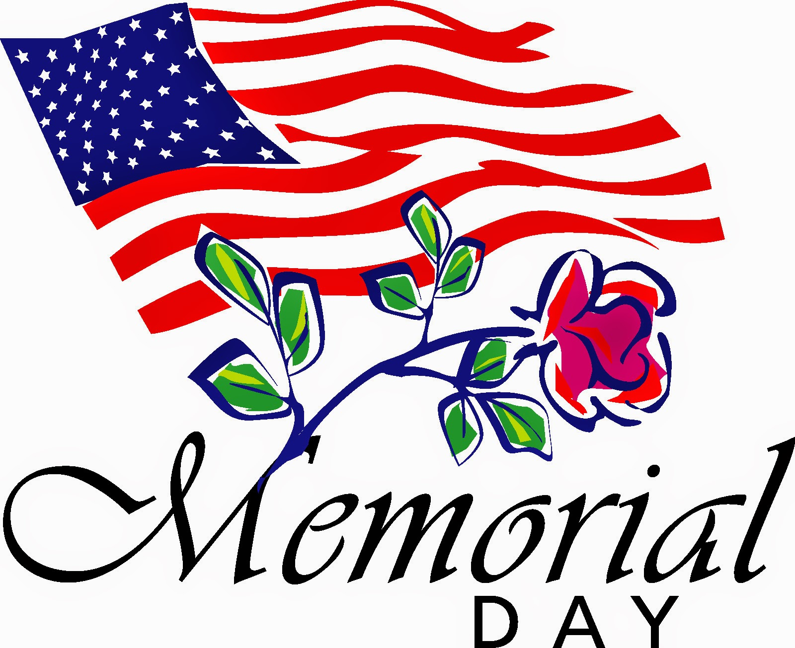 2018 clipart memorial day