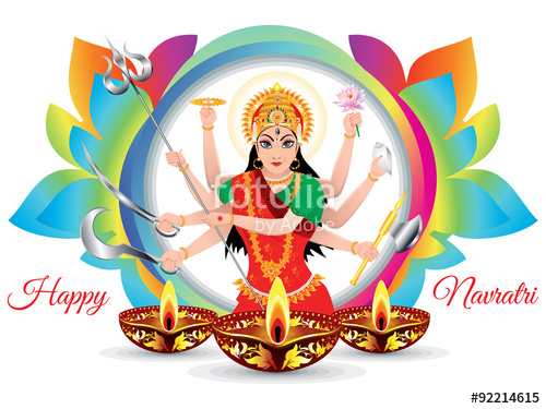 2016 clipart navratri. Search photos mukut