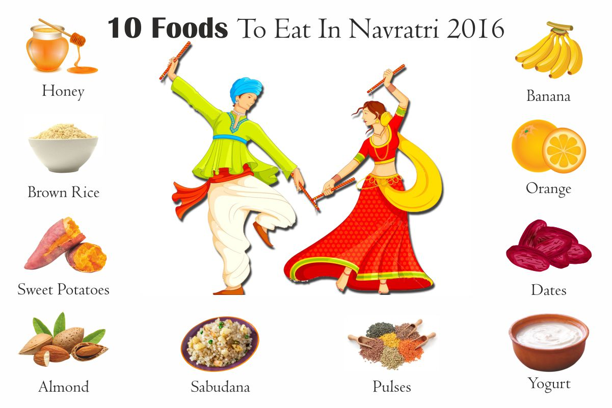 2016 clipart navratri.  foods that will