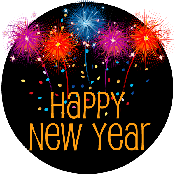 2016 clipart news years day. Free new clip art