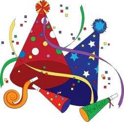 2016 clipart news years day. New panda free images