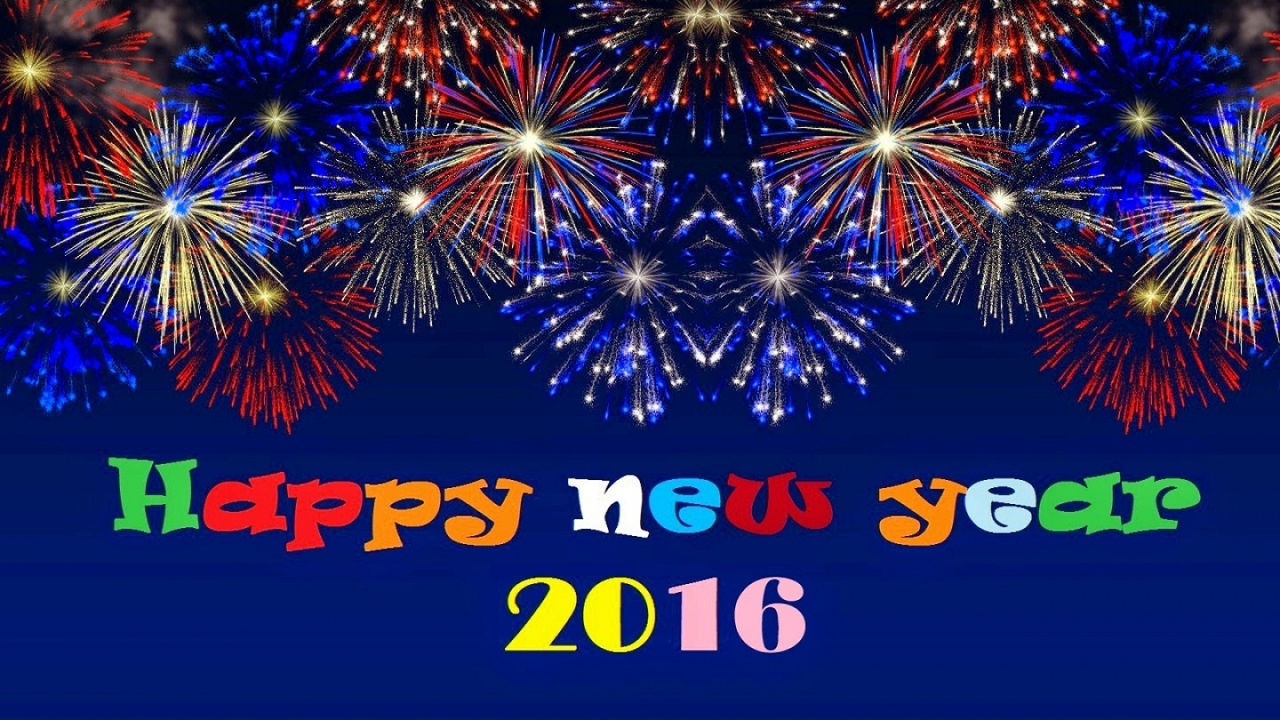 2016 clipart news years day. Happy new year by
