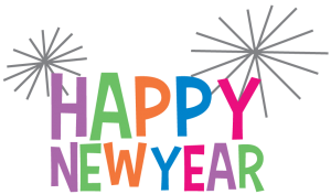 2016 clipart news years day. Happy new year coloring