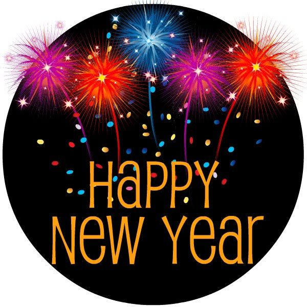 best happy new. 2016 clipart news years day