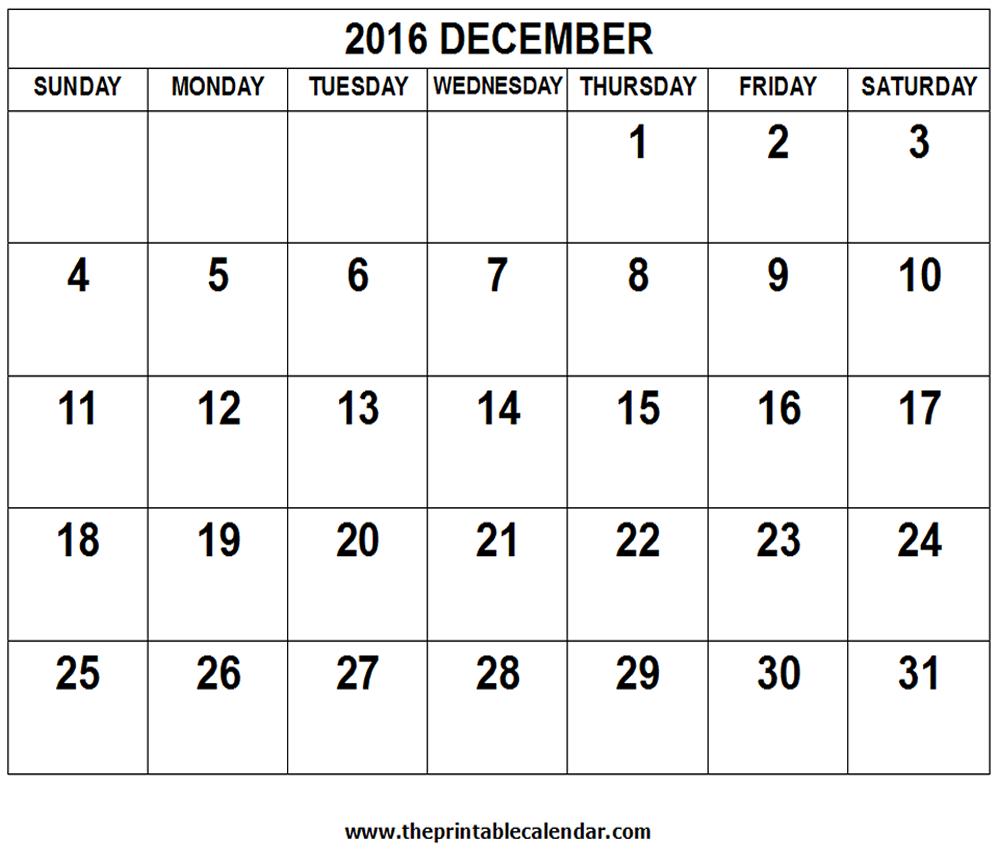 2016 clipart november. December calendar