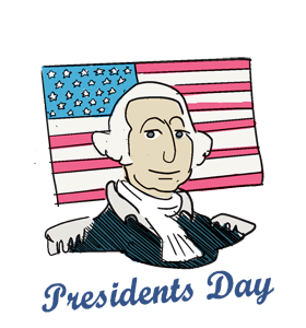 2016 clipart presidents day. Calendar history events quotes