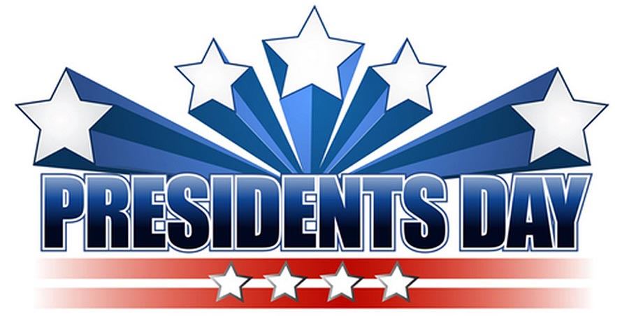 2016 clipart presidents day.