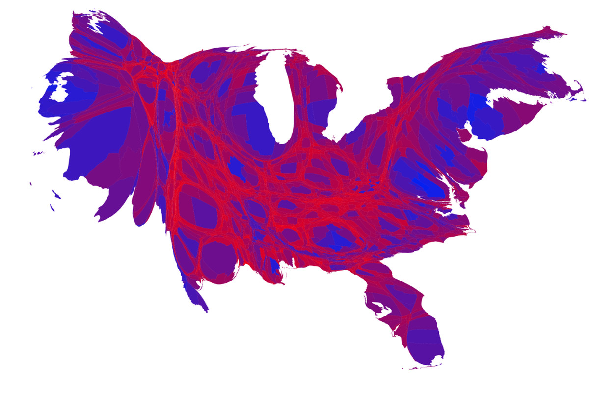 Will the election change. 2016 clipart purple