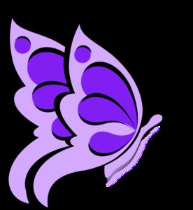 2016 clipart purple. Butterfly light clip art