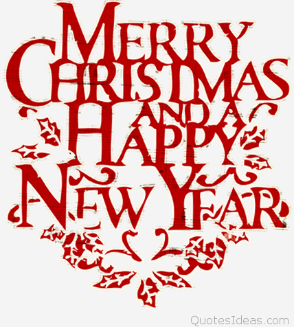 2016 clipart red. Best merry christmas and