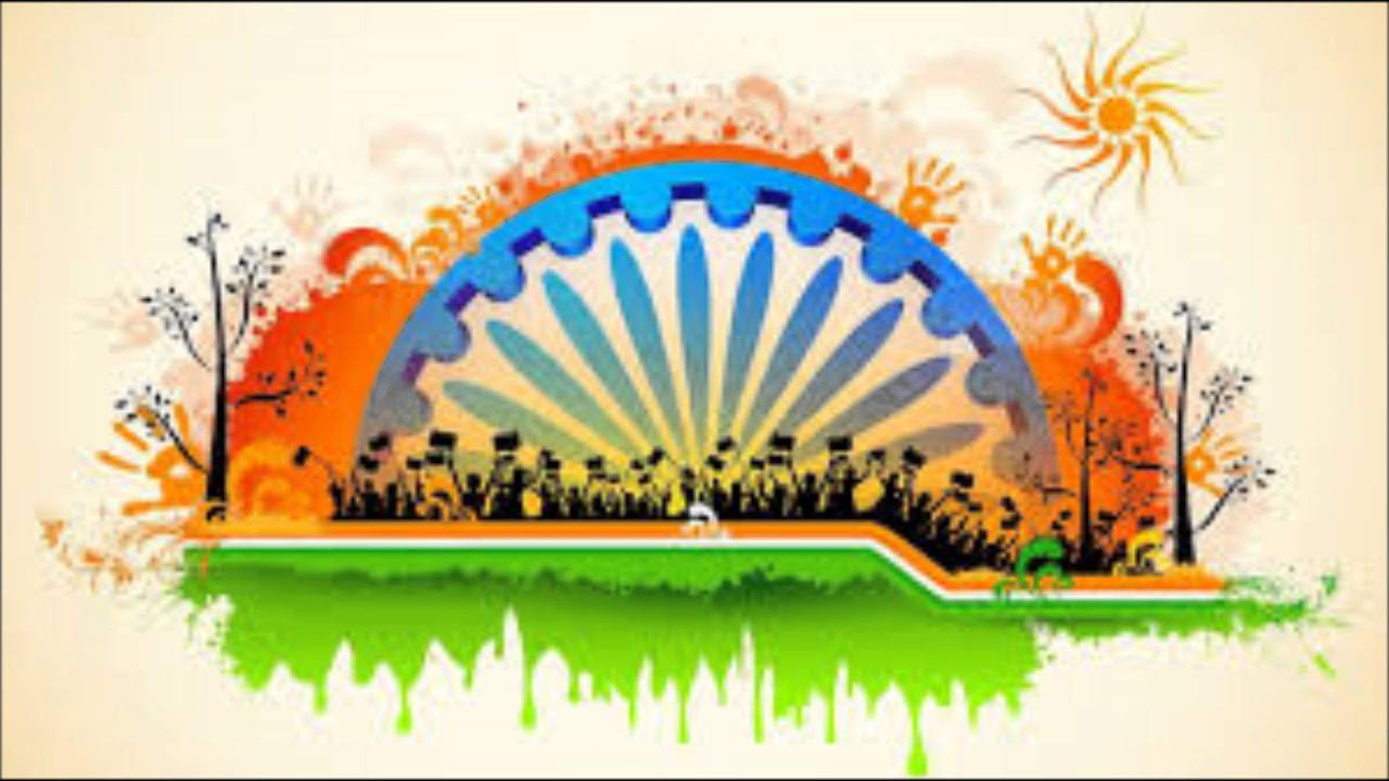 Unique happy best wishes. 2016 clipart republic day