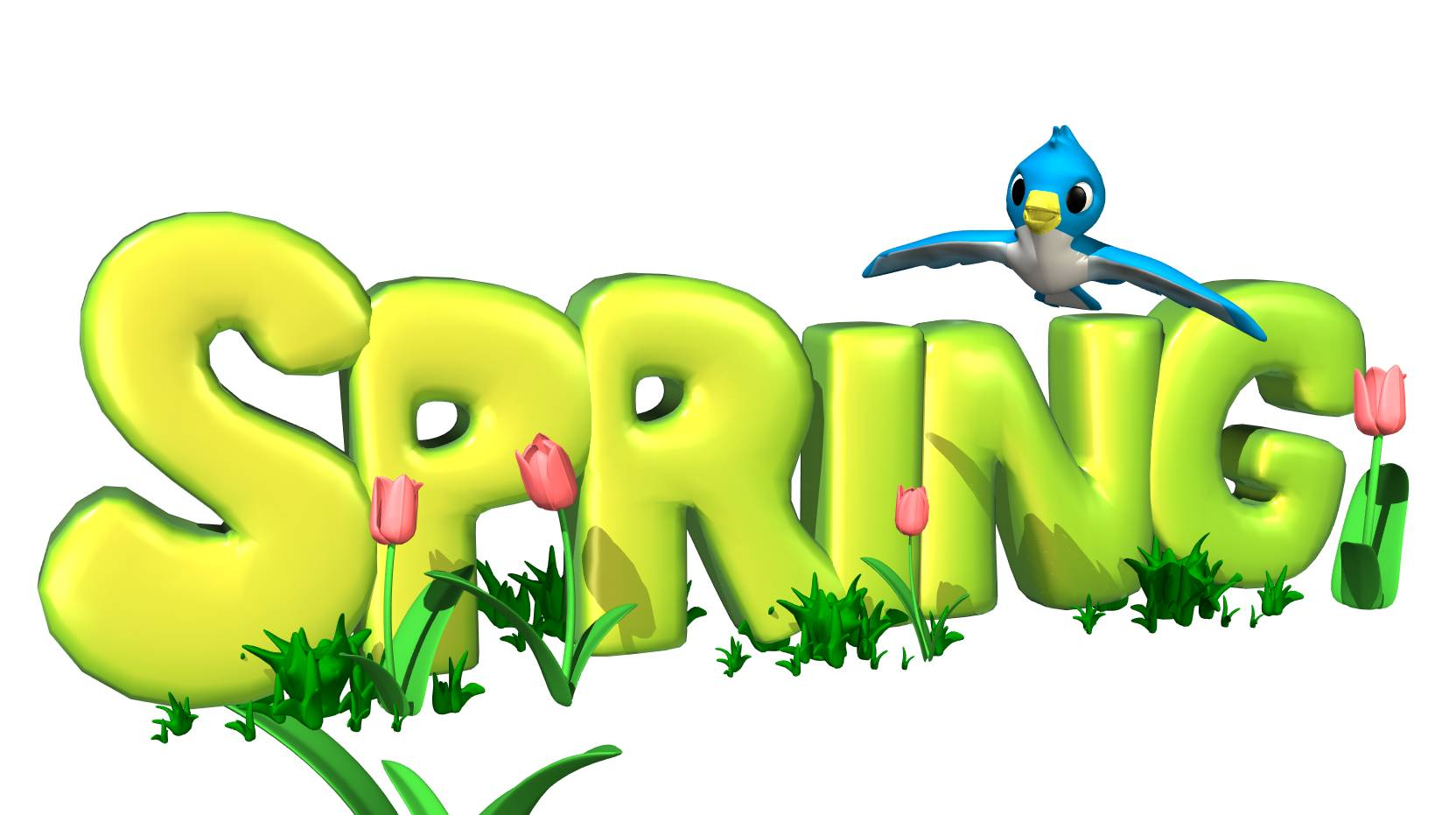Words clipart spring. Clean up day niskayuna