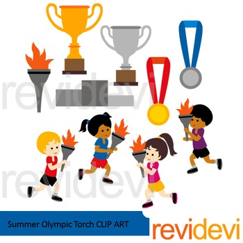 Olympic torch clip art. 2016 clipart summer