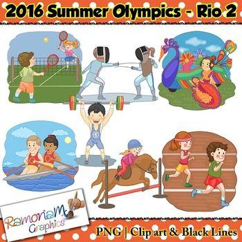 2016 clipart summer. Olympics clip art and