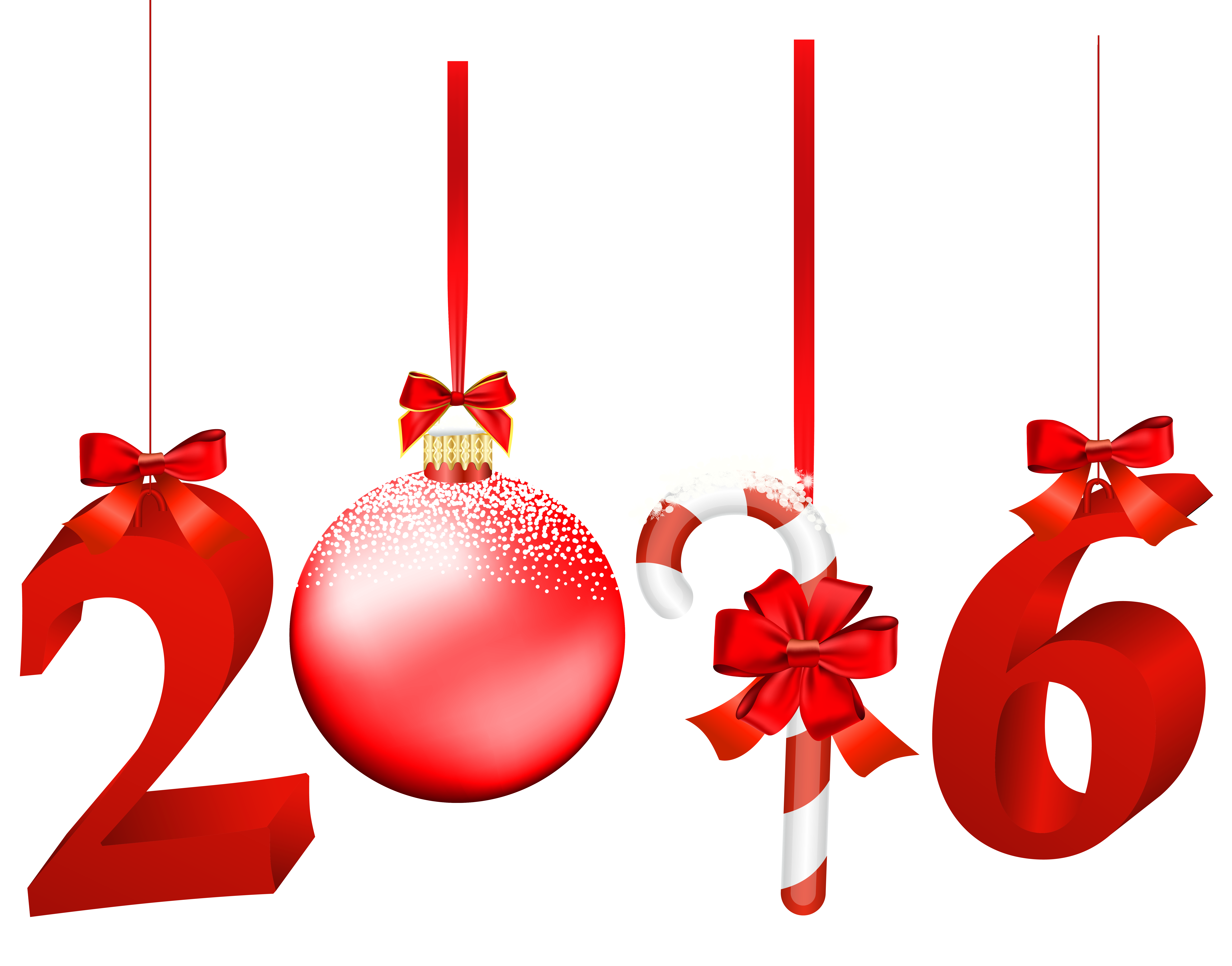 red png clip. 2016 clipart transparent