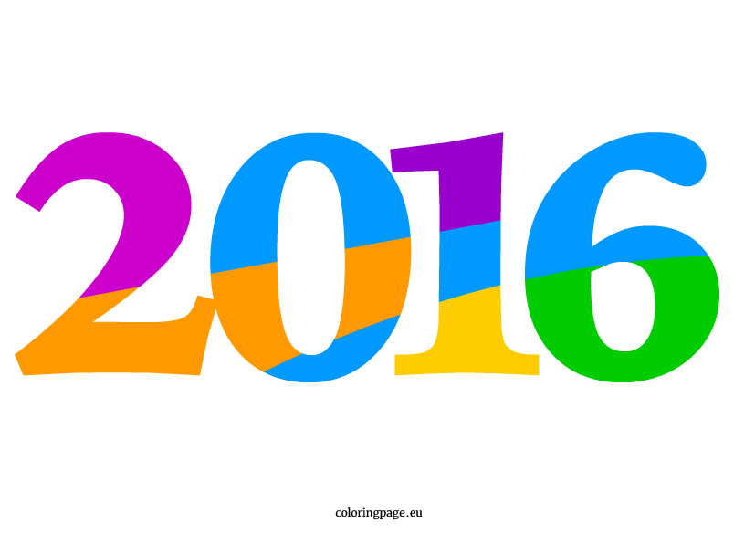 2016 clipart