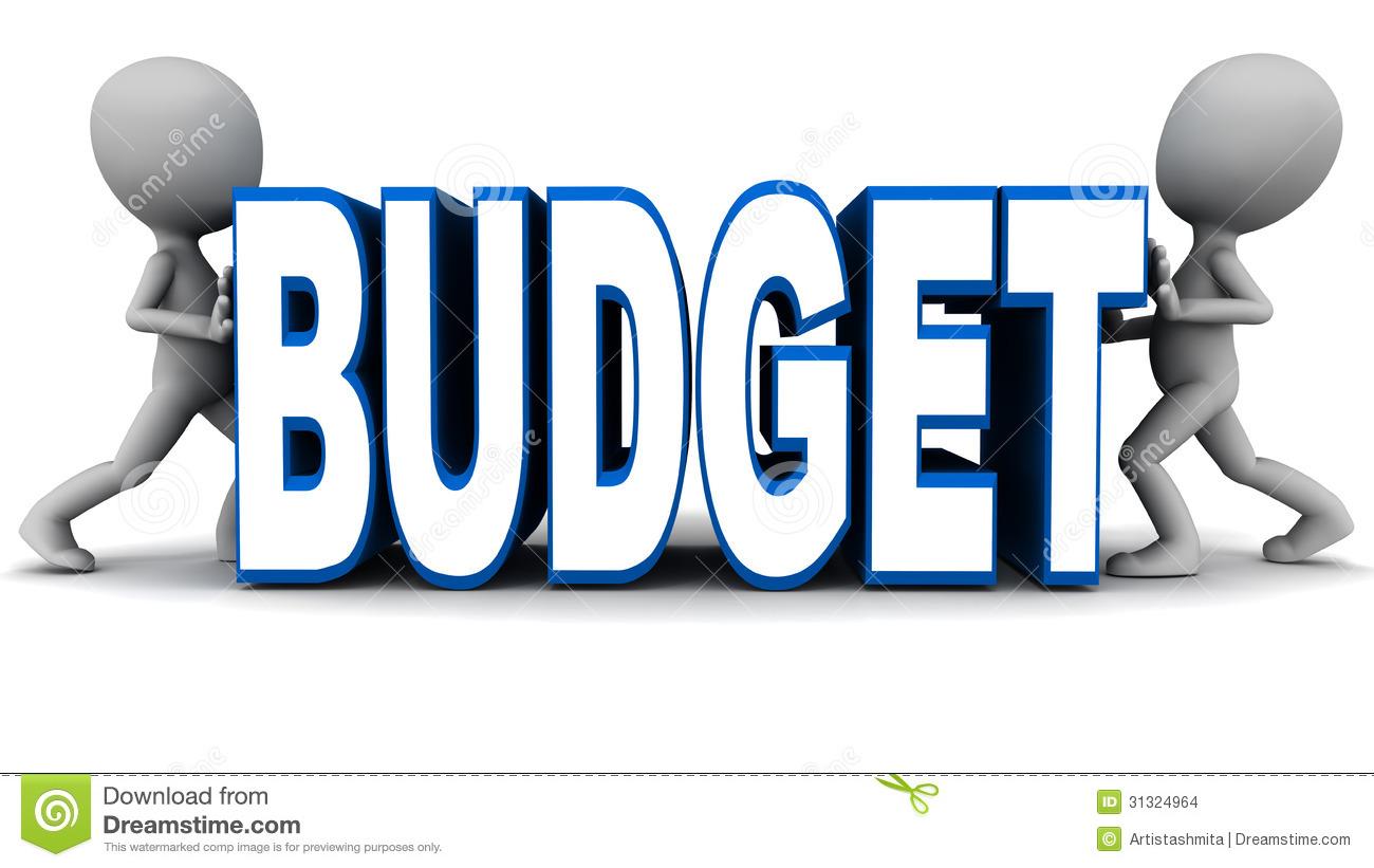 2017 clipart budget