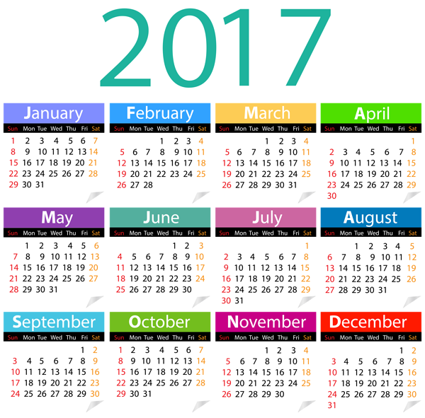 January clipart calendar.  png clip art