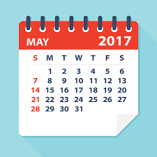 . Calendar clipart may