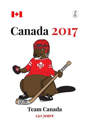 Shirts souvenirs canadian hockey. 2017 clipart canada day