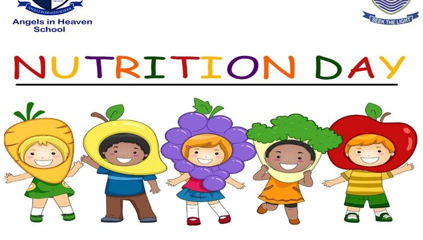 2017 clipart celebration. Nutrition month angels in