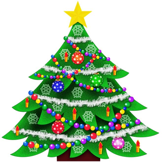 2017 clipart christmas. Merry clip art free