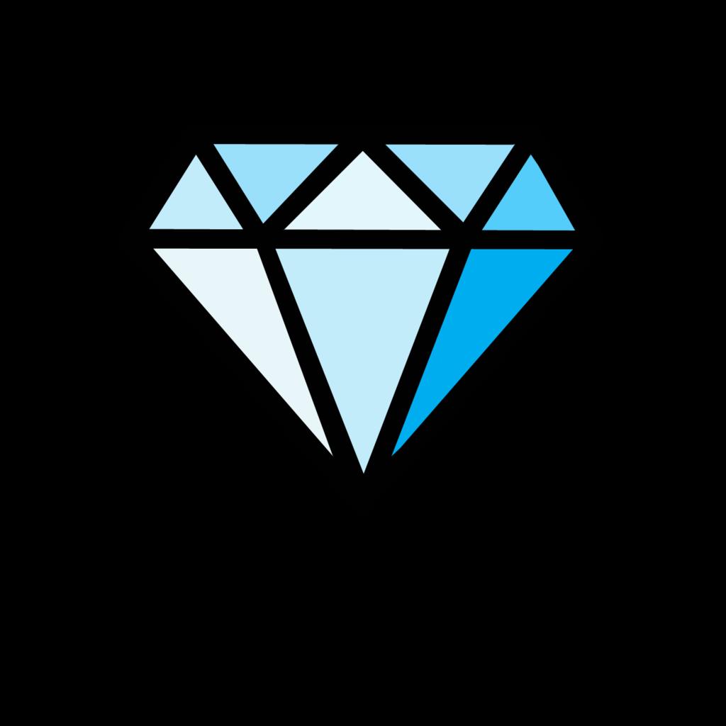 2017 clipart diamond. Clip art x panda