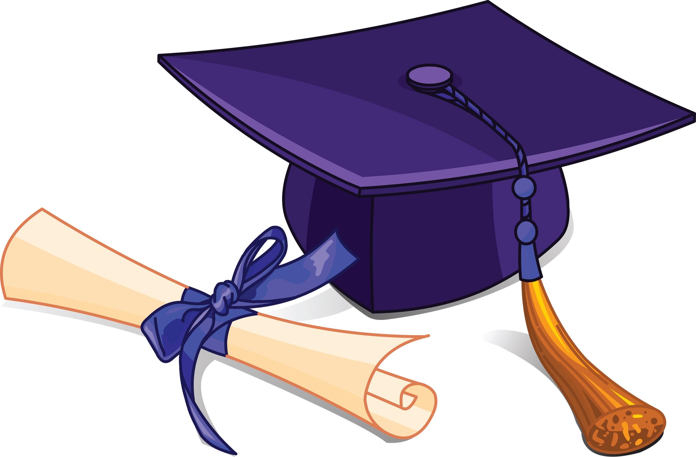 Graduate clipart high school graduate. Free highschool diploma cliparts