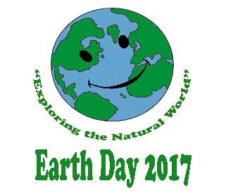 Exploring the natural world. 2017 clipart earth day
