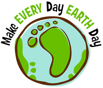 2017 clipart earth day.  best black white