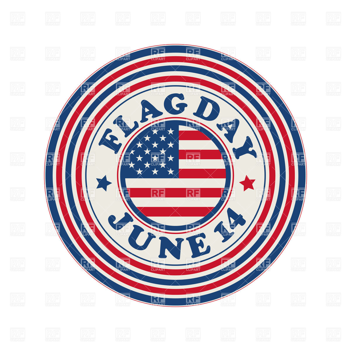 2017 clipart flag day. United states june th