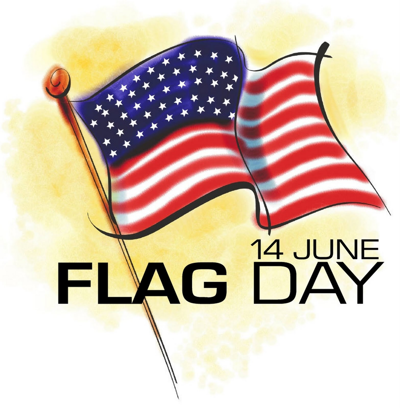 Annies home happy day. Celebrate clipart flag
