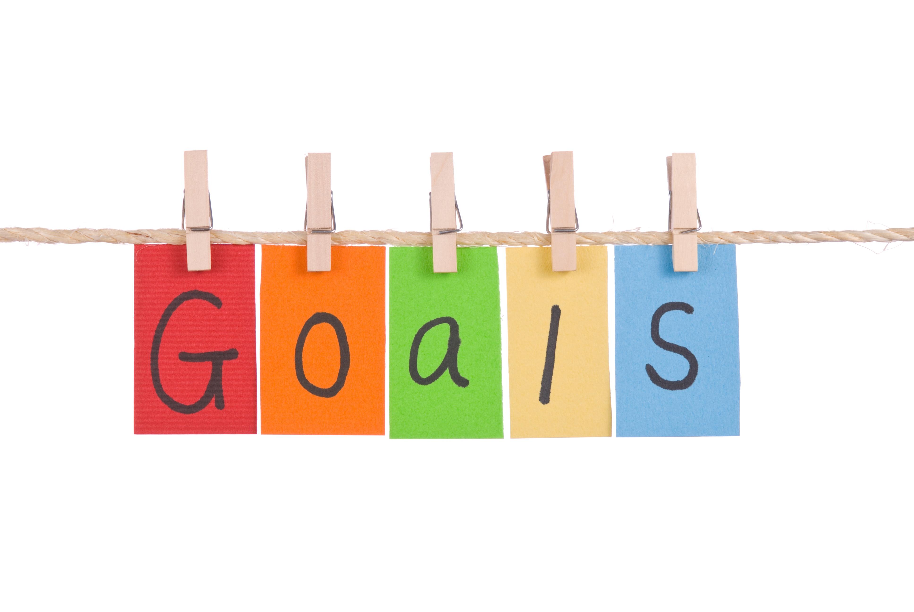 Free meeting goals cliparts. Motivation clipart school goal