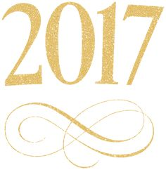 Free clip art download. 2017 clipart gold