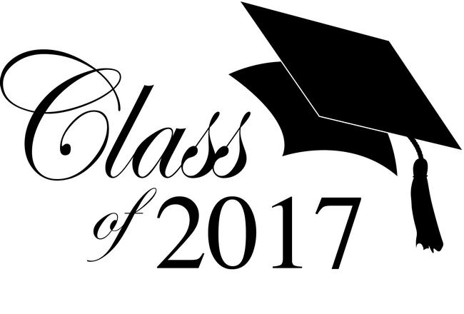 Class of clip art. 2017 clipart graduation hat